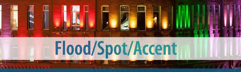 Flood/Spot/Accent Lighting