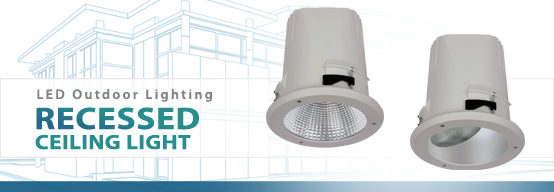 Recessed Ceiling Light (IP67)