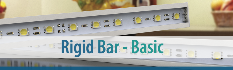 24V LED Rigid Bar - Basic
