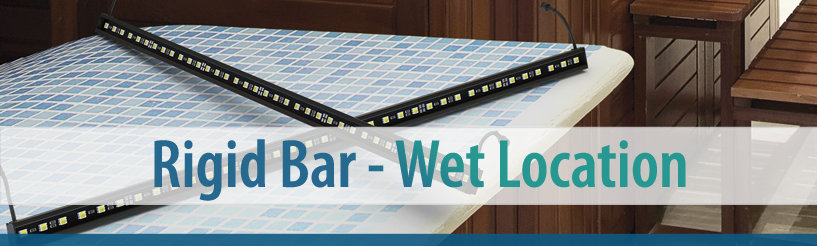 24V LED Rigid Bar - Wet Location