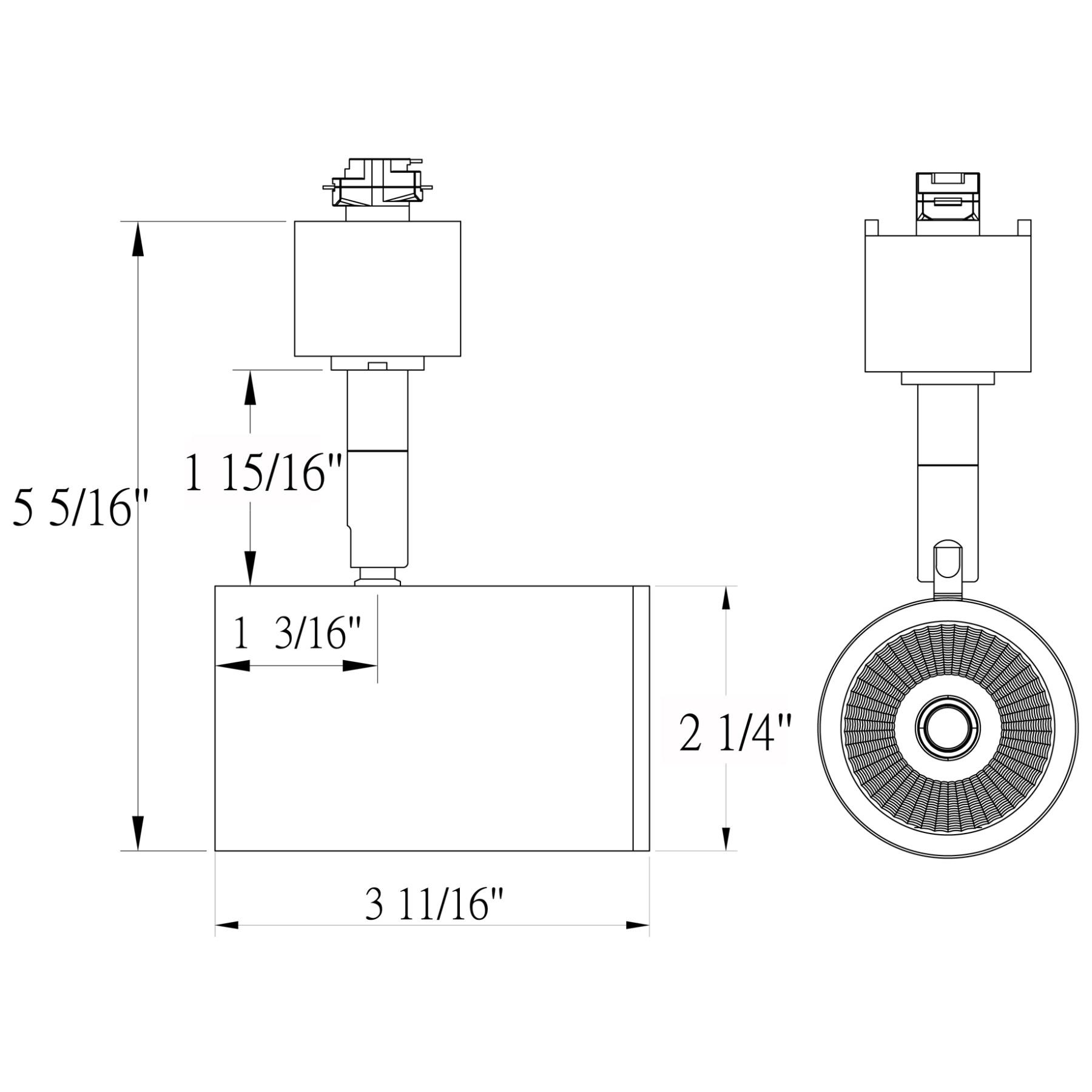 Liton Ltd8311 10w 800lm Led Cylo Swivel Cylinder T35 Wiring Diagram Prev
