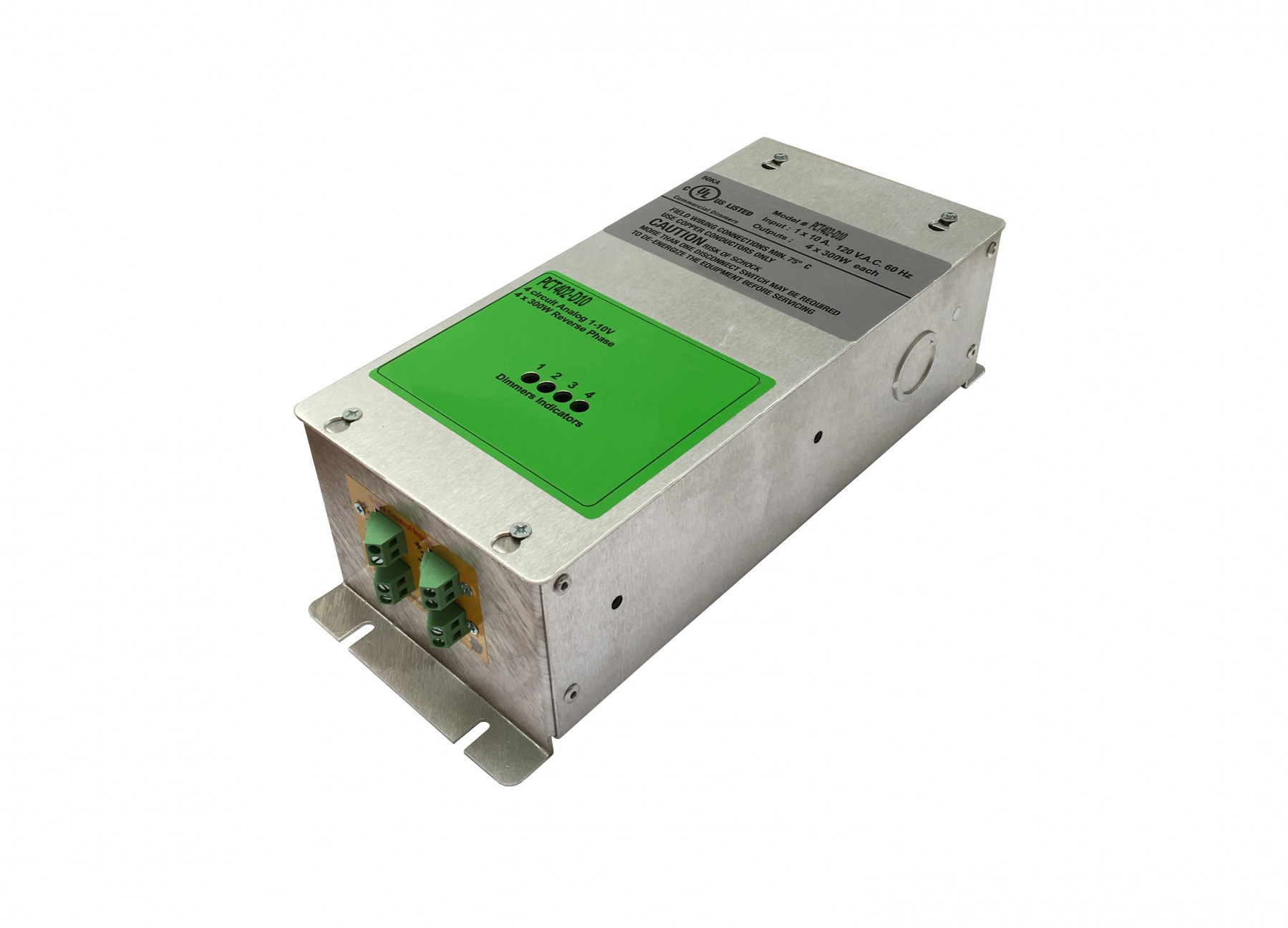 Liton Pct402 D10 Elv 0 10v To Dimming Power Pack 120vac Disconnect Wiring Prev