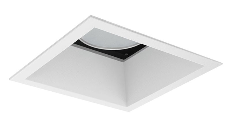 "6"" LED Square Open Reflector"