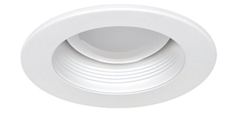 "4"" LED Baffle Dome Lens (Dimmable)"