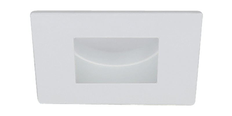 "4"" LED Square (Dimmable)"