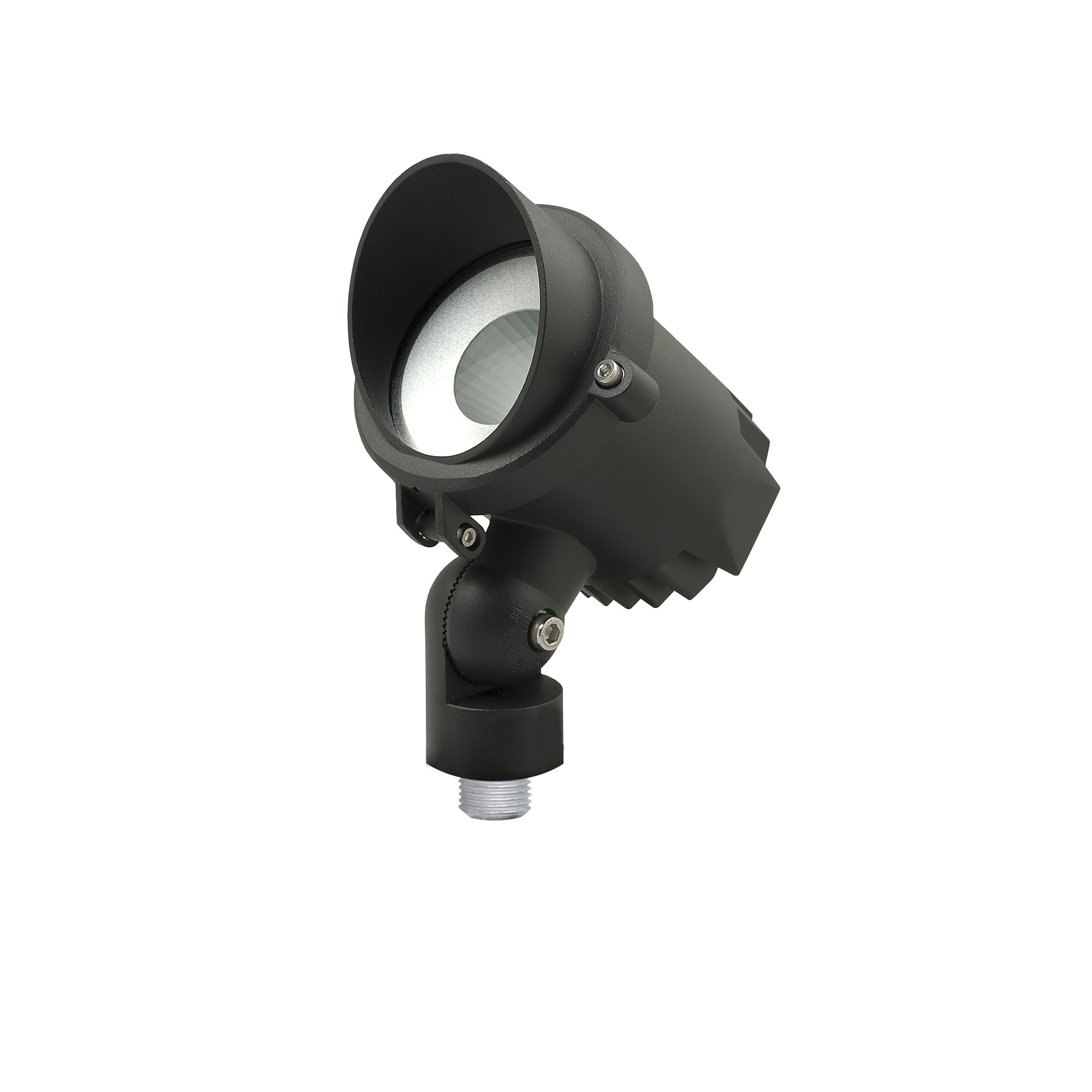 "4"" 1,000LM/1,500LM FLOOD LIGHT (IP65) KNUCKLE MOUNT"