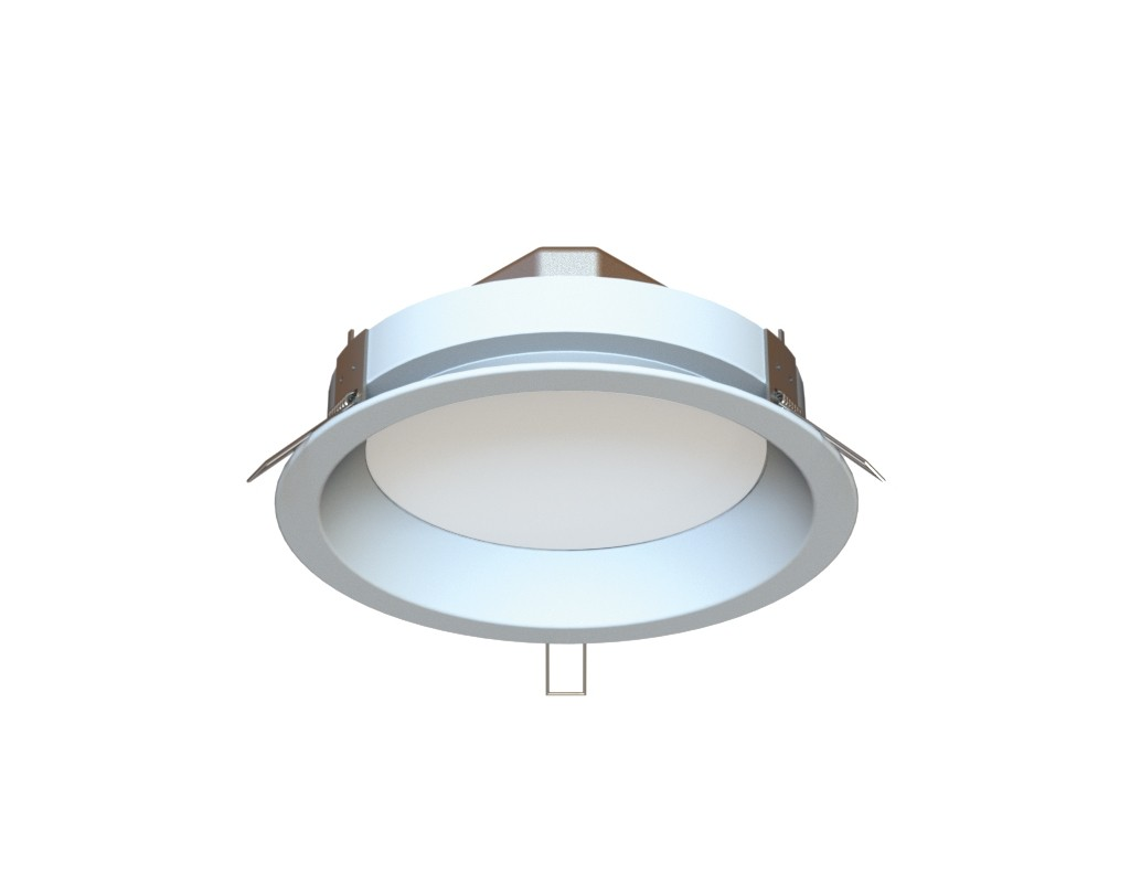 Liton Lcrmpd7r 8 Round Lumenpad Recessed Led Downlight