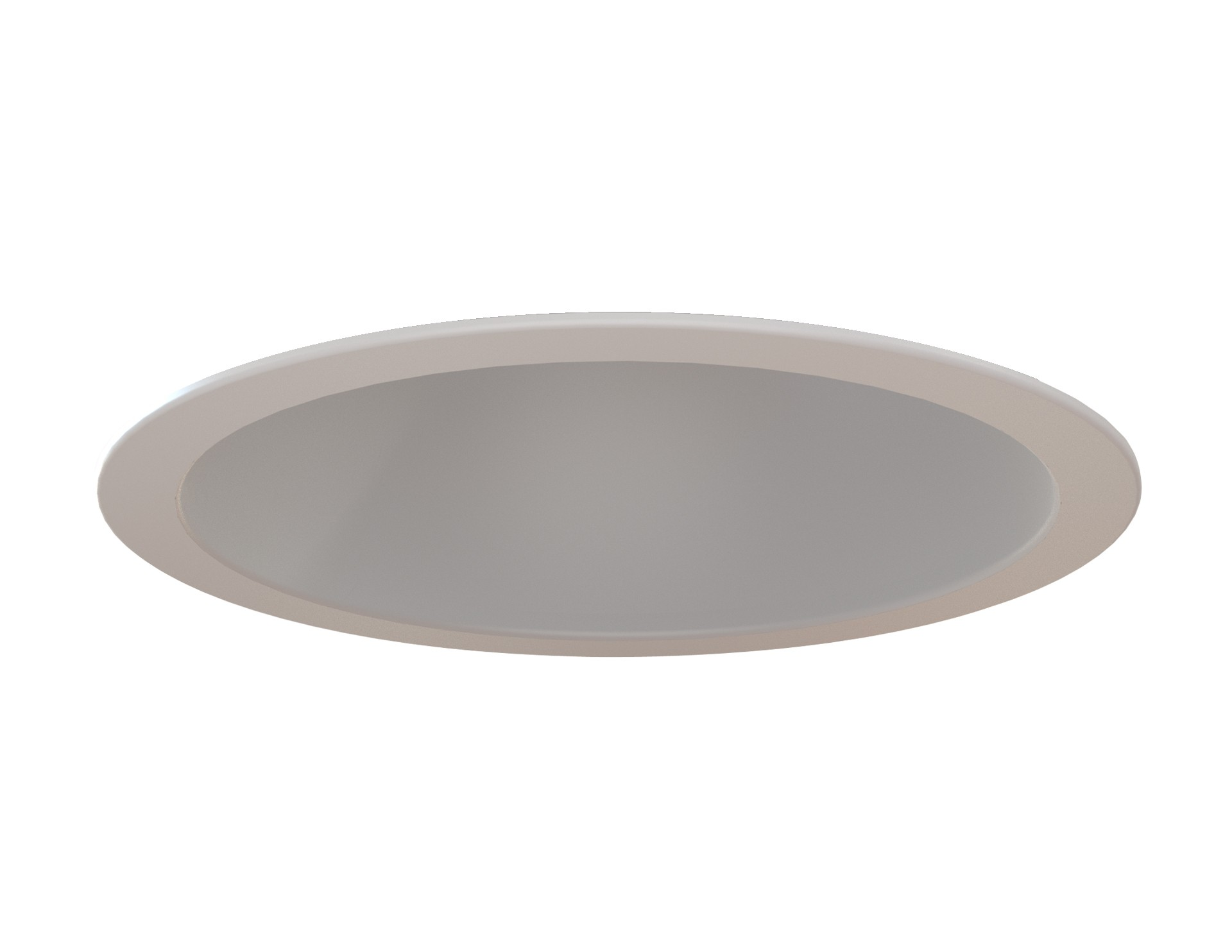 "8"" LED Round Lensed Reflector"