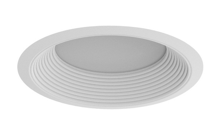 "6"" LED Baffle (1100lm)"