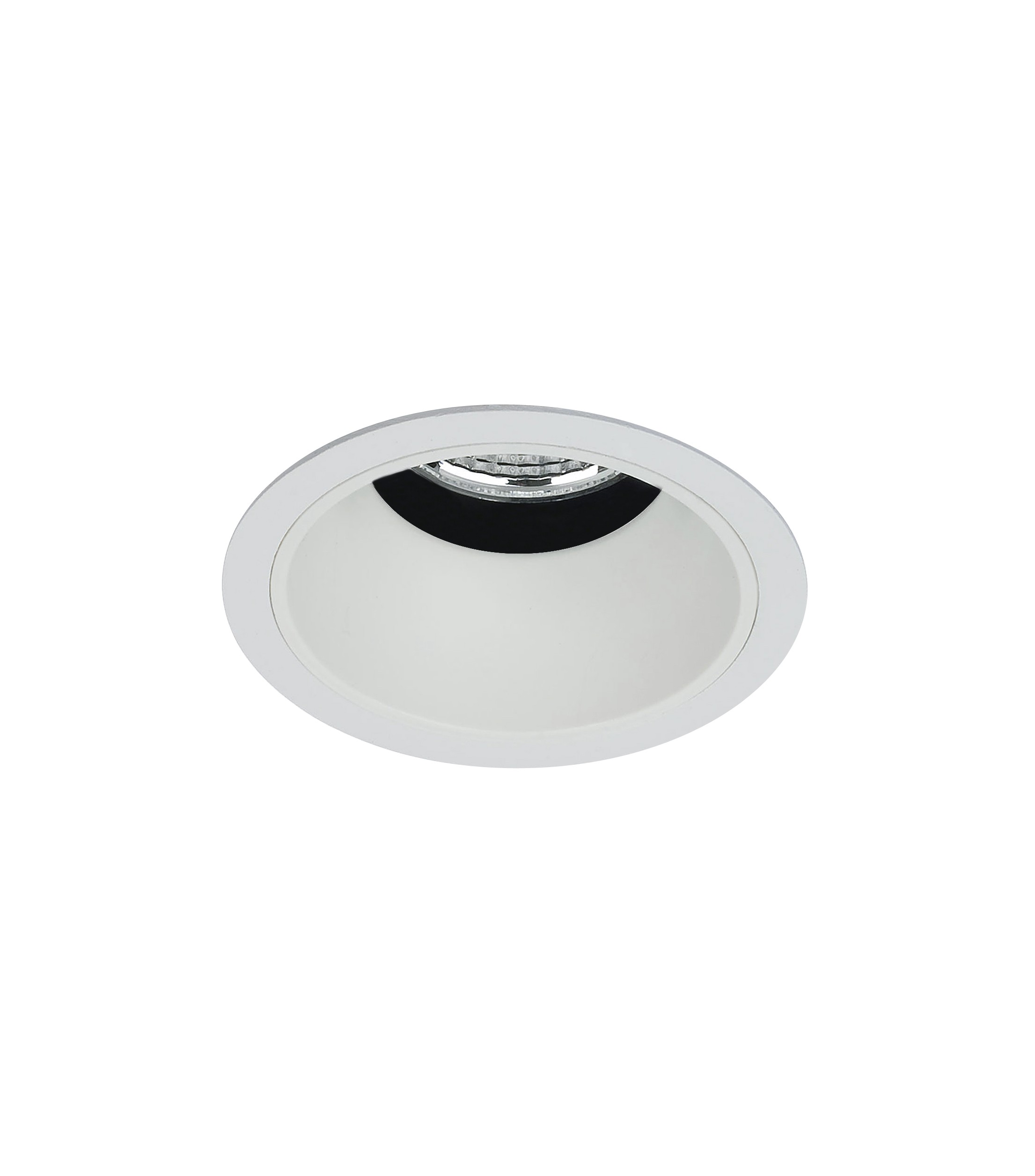 """2.5"""" Precision 1000lm/1400lm Round Flanged Fixed Downlight"""
