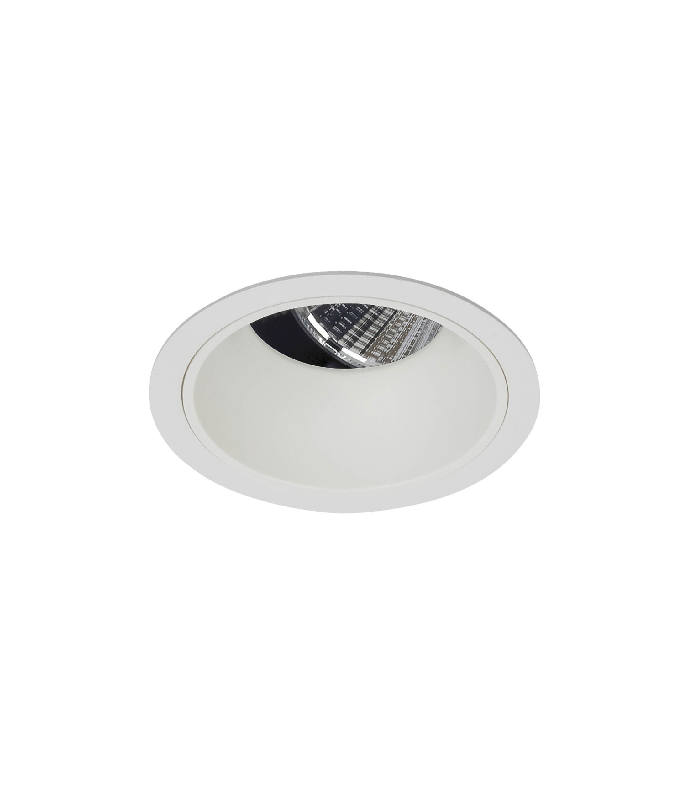 """2.5"""" Precision 1000lm/1400lm Round Flanged 25° Adjustable Accent"""