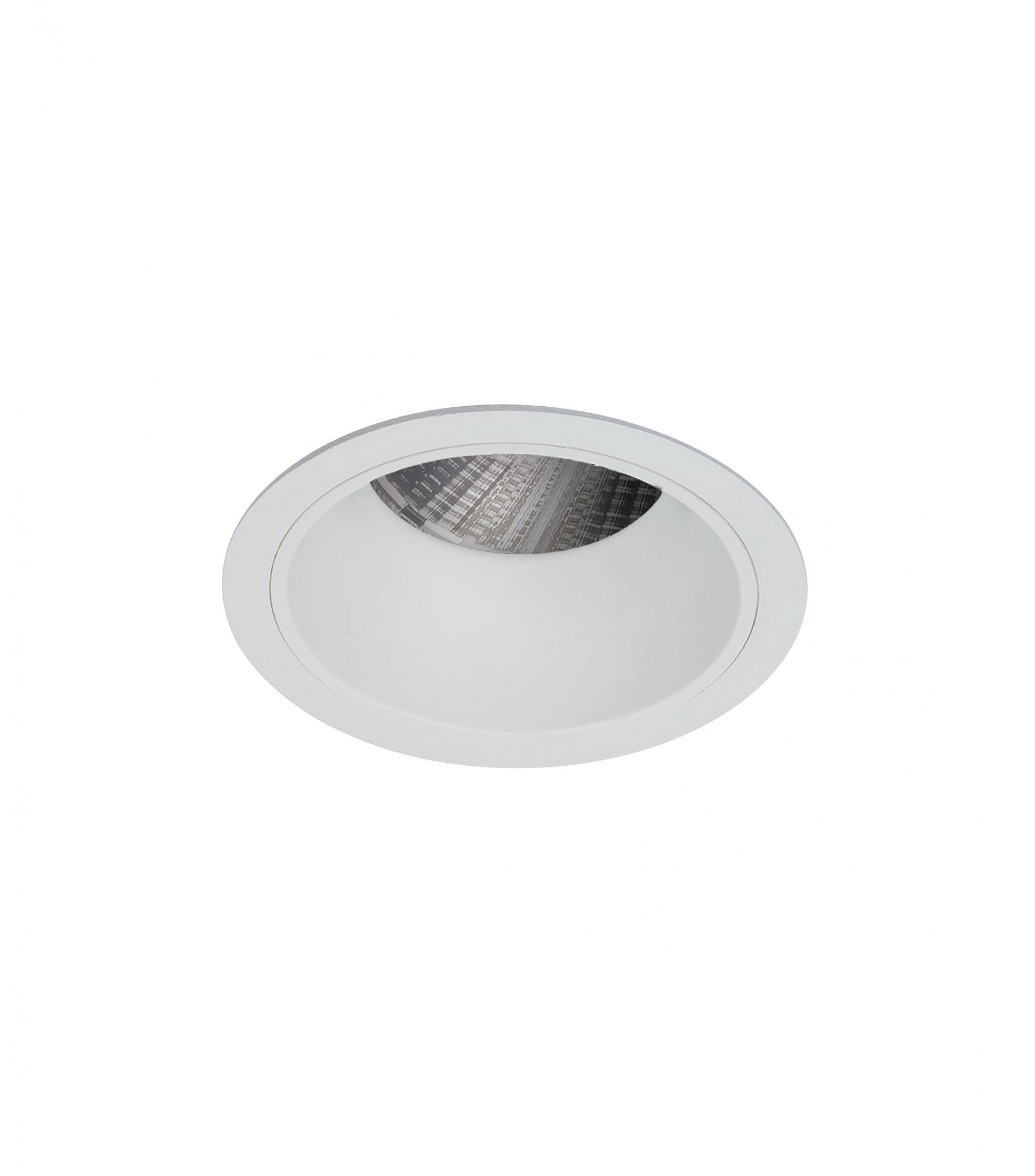 """2.5"""" Precision 1000lm/1400lm Round Flanged Wall Wash"""