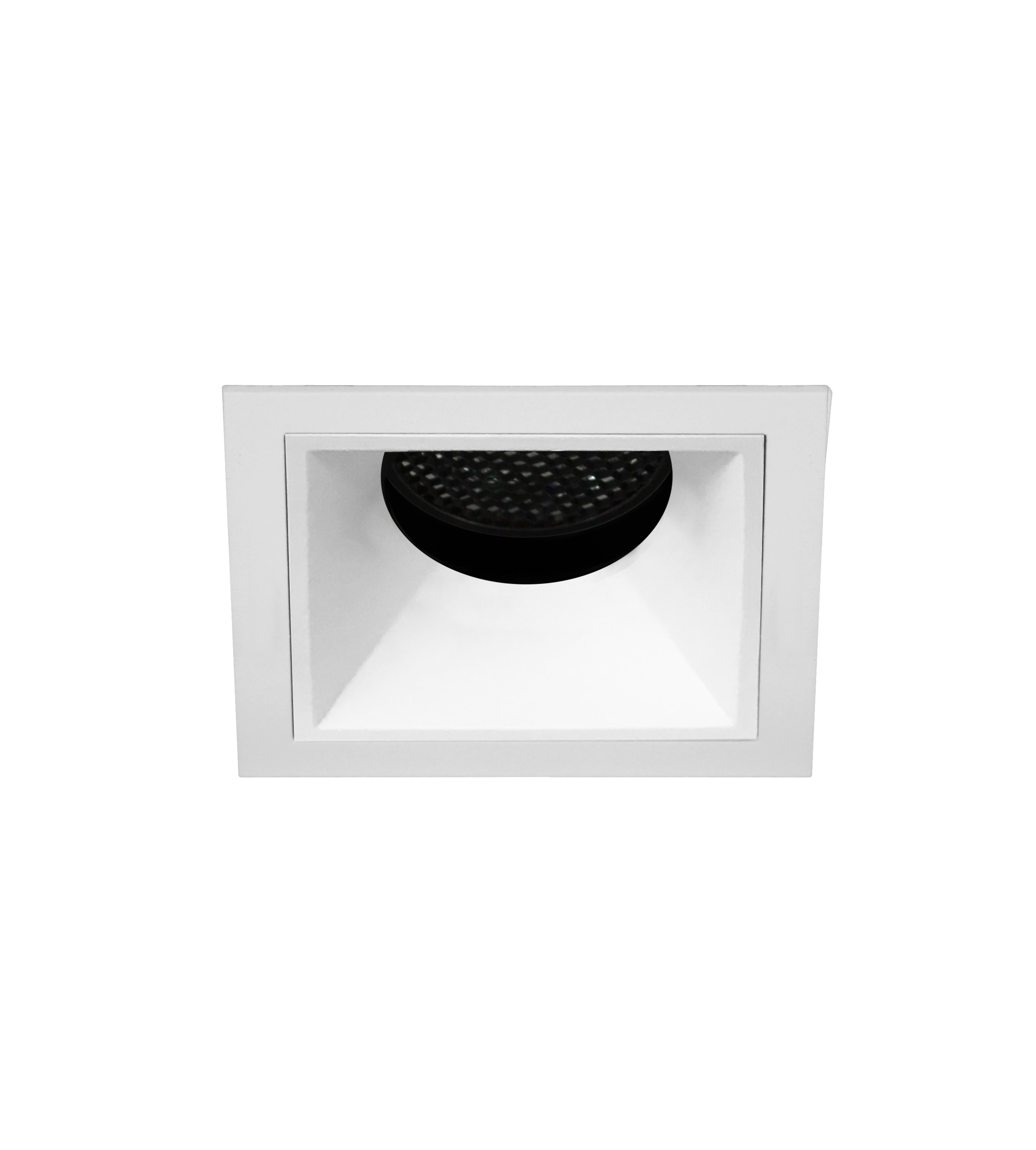 """2.5"""" Precision 1000lm/1400lm Square Flanged Fixed Downlight"""