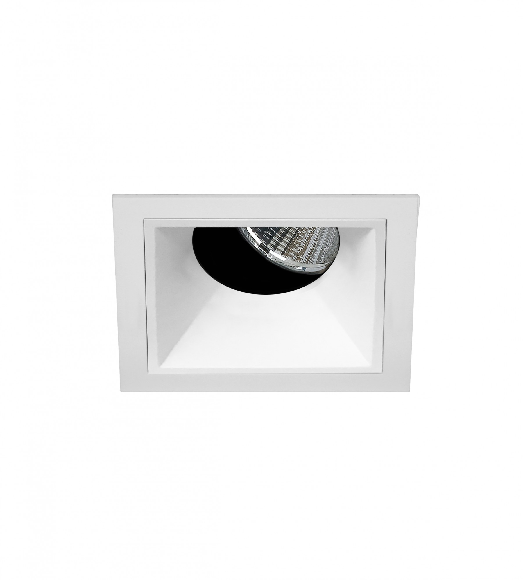 """2.5"""" Precision 1000lm/1400lm Square Flanged 40° Adjustable Accent"""