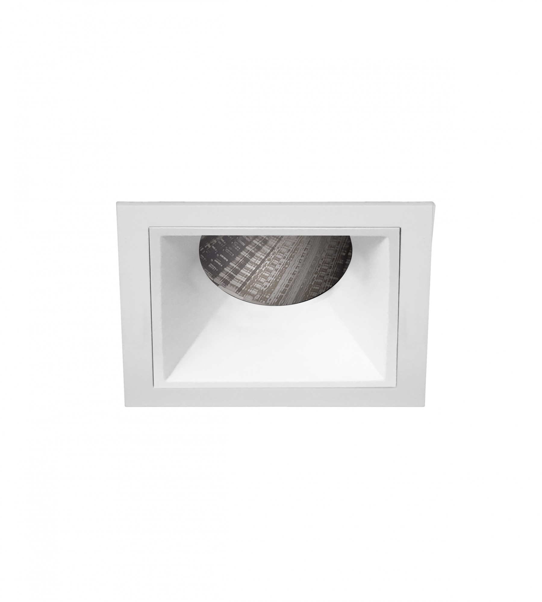"2.5"" Precision 1000lm/1400lm Square Flanged Wall Wash"