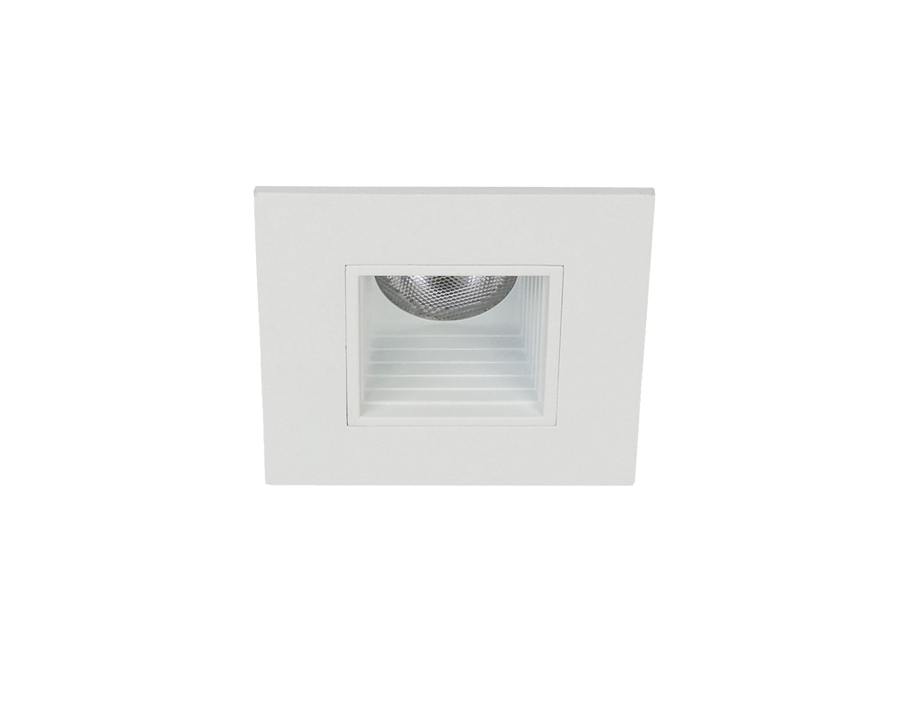 "2"" LED Square Baffle (700Lm)"