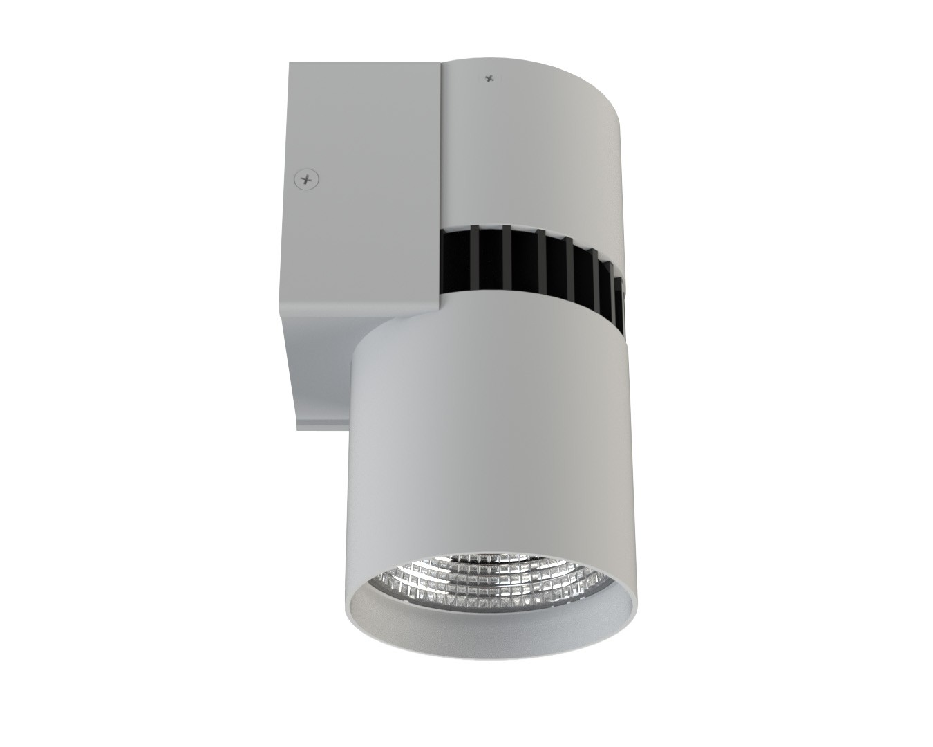 "4"" Wall Mount Lumen Cannon - 600lm/1100lm/2200lm"