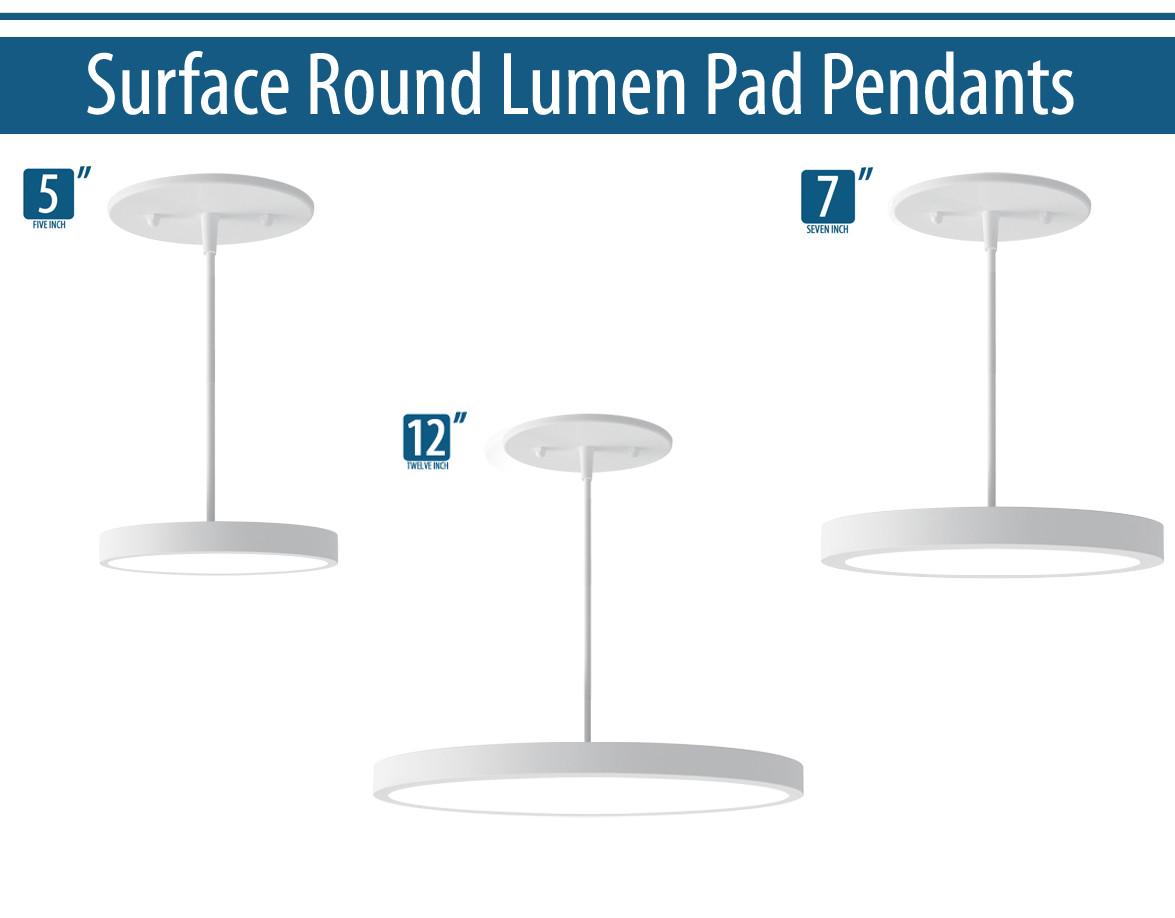 New! LumenPad Pendant Series!
