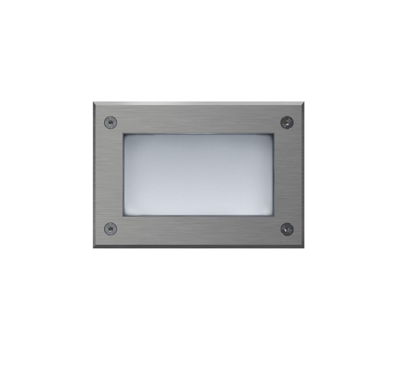 "7"" LED  Stainless Steel 11W LED STEP Light"