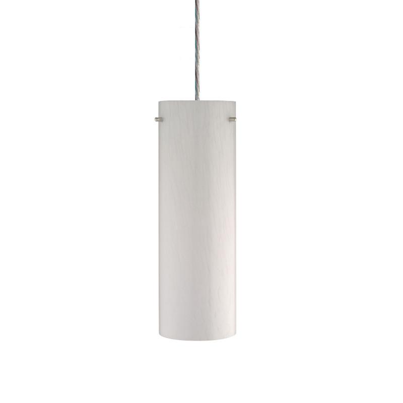 Cylinder  Glass Pendant (LED 9W)