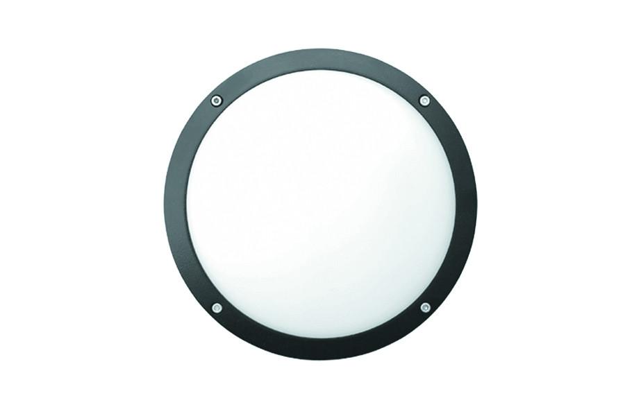 "10"" Round Open Face Wall Luminaire"