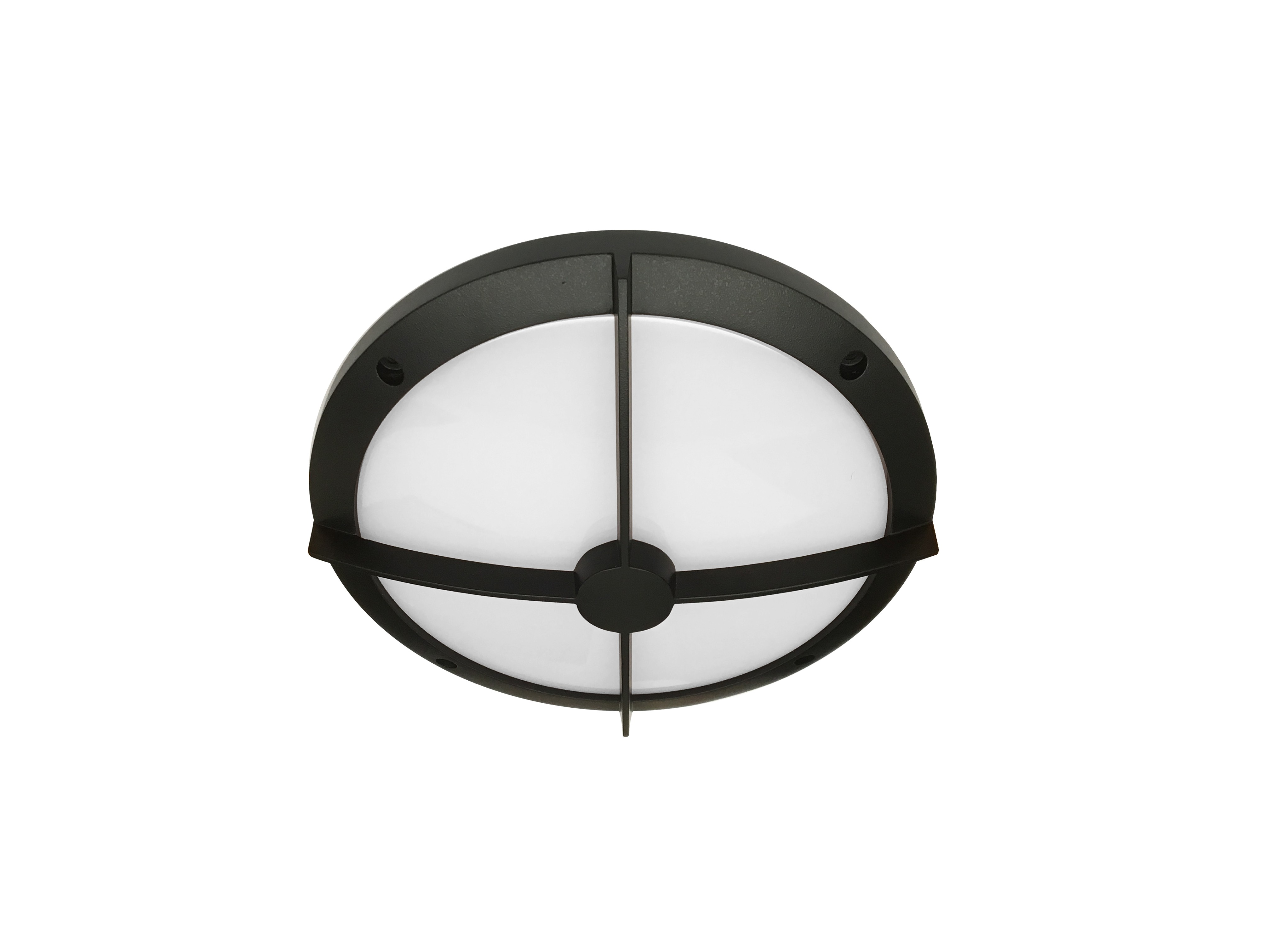 "10"" Round Bulls-Eye Ceiling Surface Luminaire"