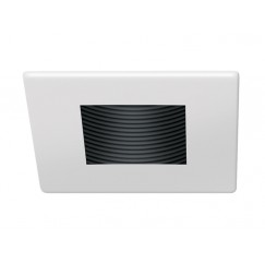 "3"" LED 12W Narrow Aperture Baffle"