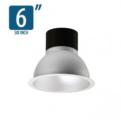 "6"" Commercial LED Retrofit - 1000lm - 5300lm"