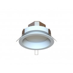 "6"" Round LumenPad Recessed LED Downlight - 1100lm"