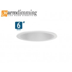 "6"" Architectural LED Trim (2000/3000 Lumen)"
