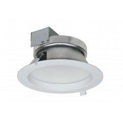 "8"" Architectural Shallow LED Retrofit (1200/1900 Lumen LED)"
