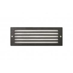 "9"" Louver Face 11W LED STEP Light"