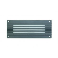 "11"" Louver Face Step Light"