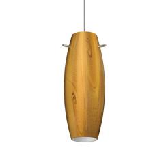 Troy Glass Pendant (LED 9W)