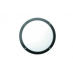 "10"" Round Open Face Wall Luminaire"