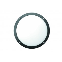 "14"" Recessed Round Open Face Luminaire"