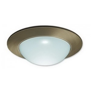 "4"" MR16 Frosted Glass Dome"