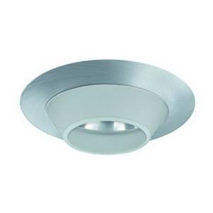 """6"""" CFL Deco Glass Open Cone"""