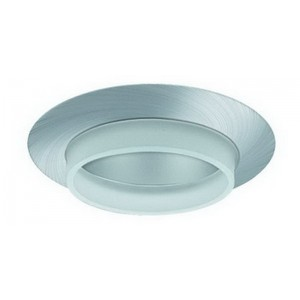 "6"" PAR30/CFL/A19 Deco Glass Ring-Shaped"