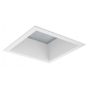 "6"" LED Square Lensed Reflector"