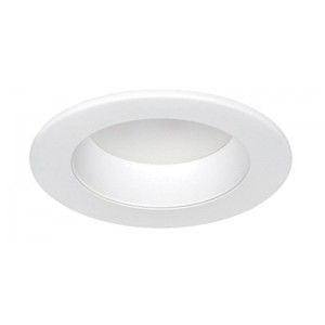 "4"" LED Reflector Flat Lens (Dimmable)"