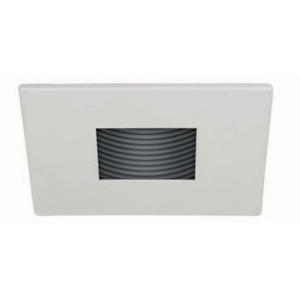 "3"" LED Square Pinhole Baffle (600lm)"