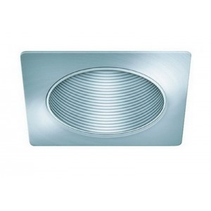 "4"" MR16 Square Ring Baffle"
