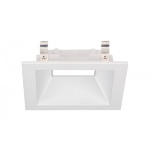 "3"" LED/MR16 Square Open Reflector"