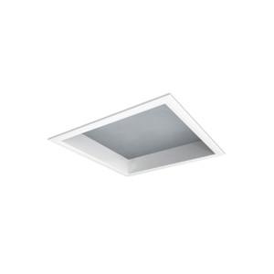 """CFL 4"""" Square Glass"""