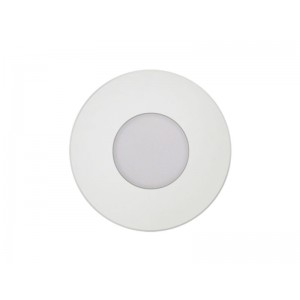Round Open Lens LED Pathway/Step Light