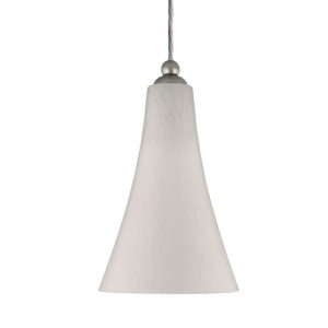 Classic Cone Glass Pendant (GU24/Screw Base)
