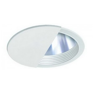 "6"" CFL Baffle w/ Eyelid Wall Wash"