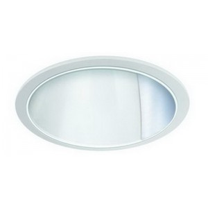 "6"" HID Open Reflector Wall Wash"