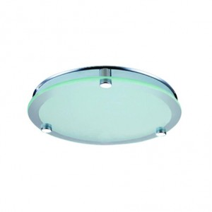 "6"" Architectural LED Glass Deco Full (4000 Lumen)"